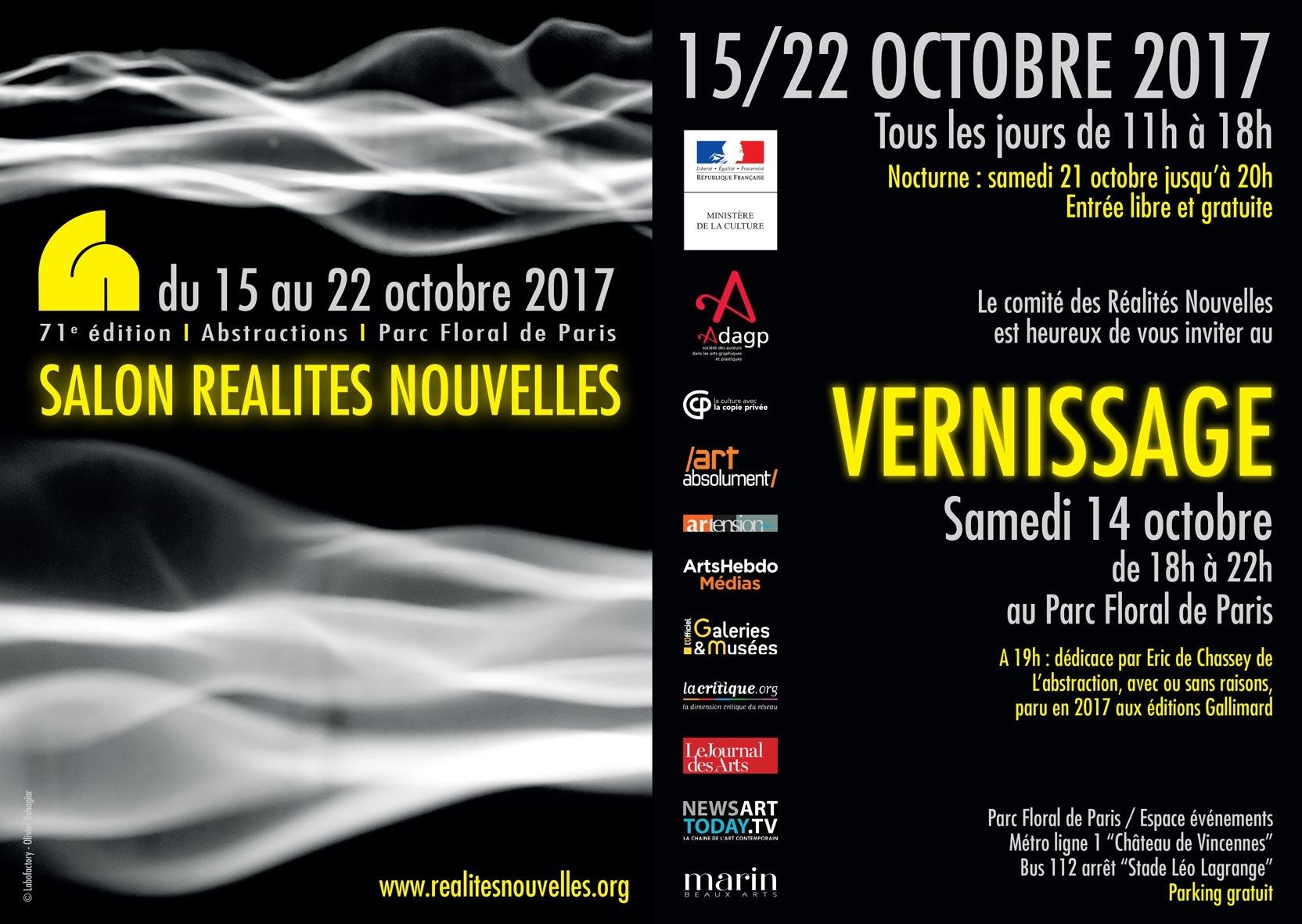 Salon realites nouvelles paris october 2017 saxonsaxon for Salon high tech paris 2017