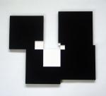"""supreMADIsm"" H/6 2006, Moscow, acrylic on wood, 55x60 cm"